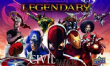 Legendary : Marvel Deck Building Game – Civil War